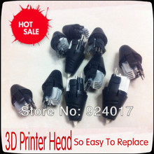 3D Printer Head Use For 3D Printer Extruder Use With PLA ABS Filament 1 75mm 3
