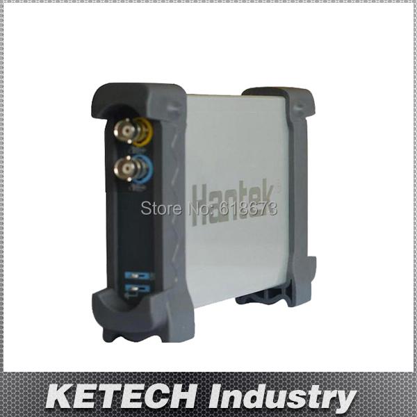 PC Based USB Digital Storage Oscilloscope with 20Mhz Bandwidth Hantek 6022BE(China (Mainland))