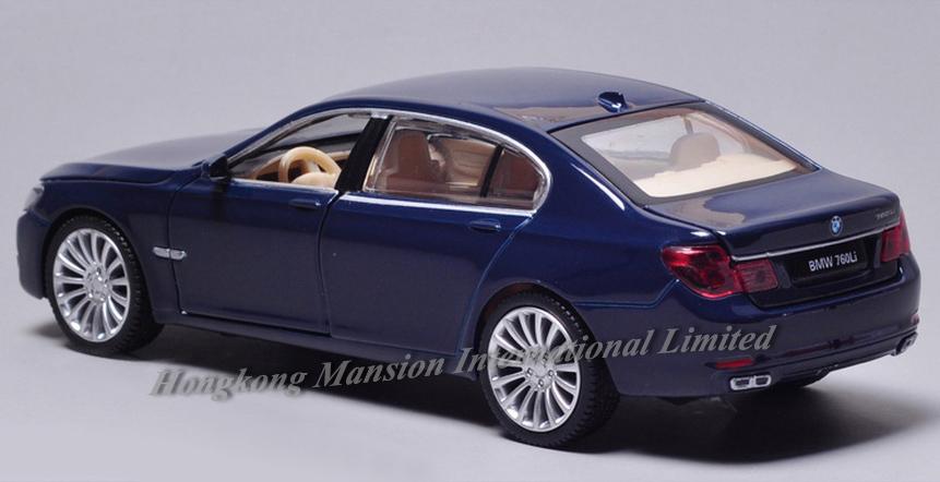 New 132 Car Model For BMW 760Li (27)