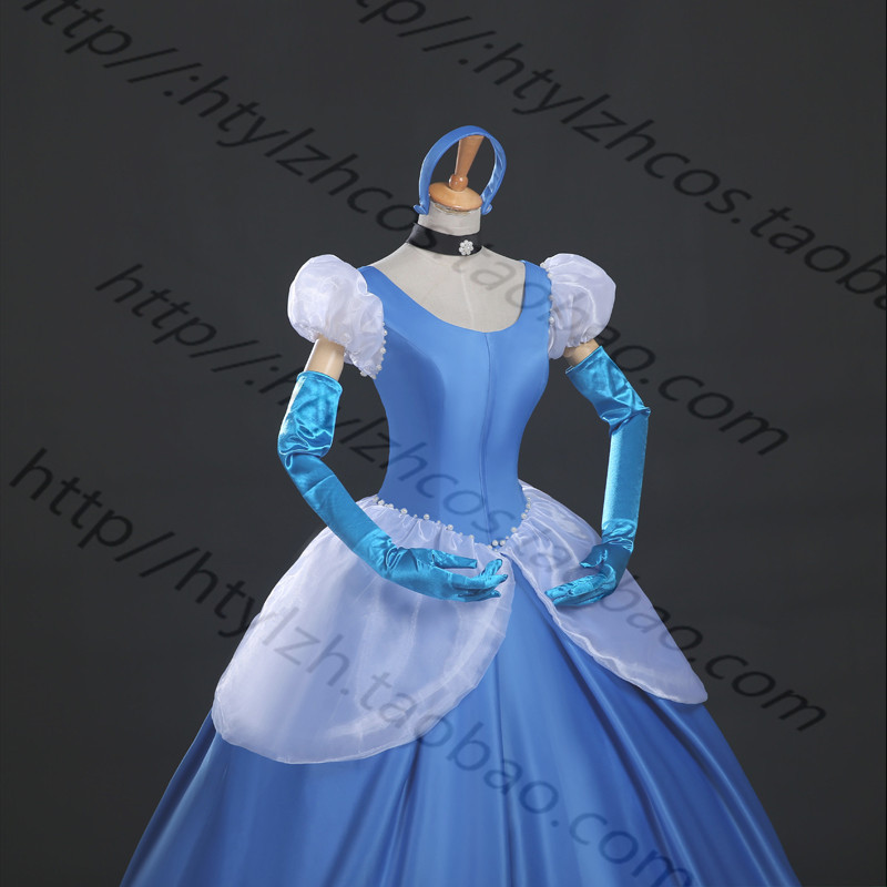 acheter adulte femmes dames cendrillon princesse costume cendrillon costume. Black Bedroom Furniture Sets. Home Design Ideas