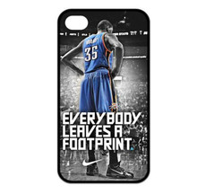 Fashion Design Sport Kevin durant Oklahoma City Hard Plastic Mobile Protective Phone Case for iPhone 4/4s 5/5s 5C 6 6 PLUS