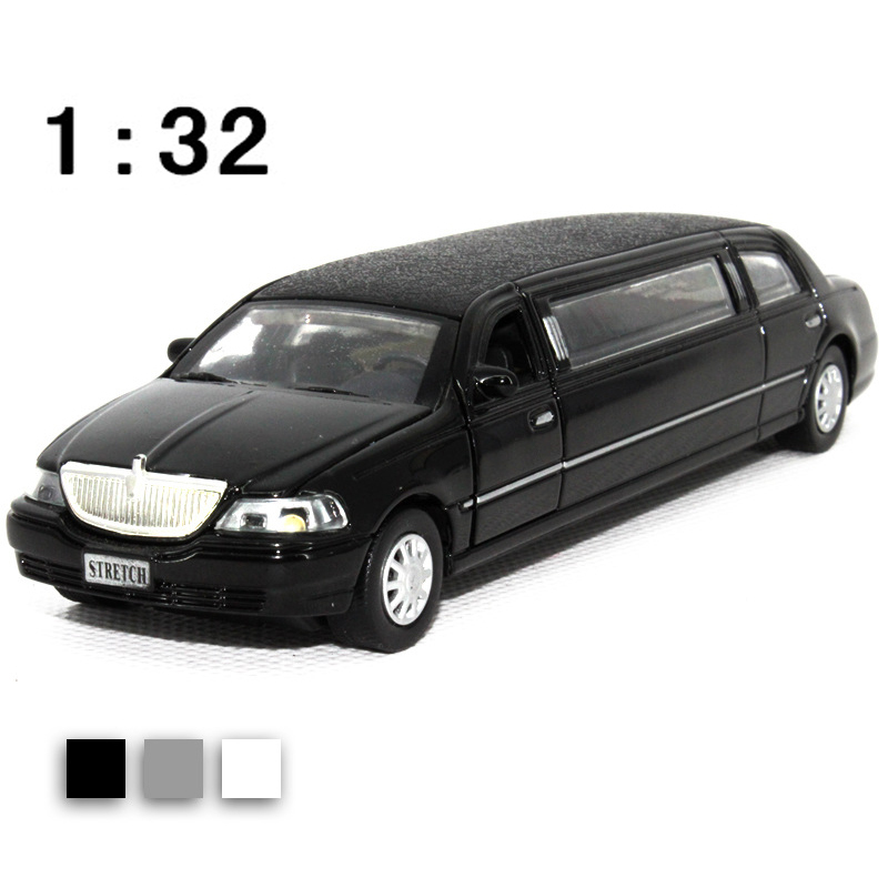 Extended Edition 2Pcs 1:32 alloy car model toy car back to power children's toys to children Christmas birthday gift(China (Mainland))