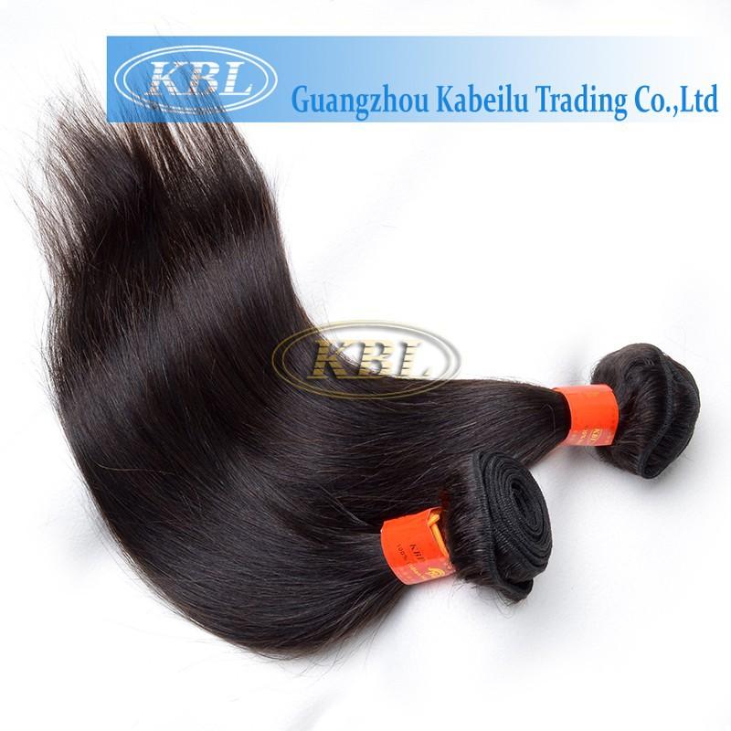 KBL Best Selling Indiain Virgin Stright Hair Processed Human Hair Raw Indian Virgin Hair 3 Bundles Fast Shipping