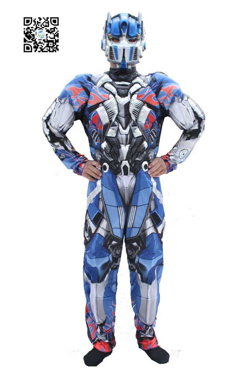 Transformer Halloween Costumes Adults Transformers Costume Adult