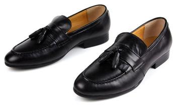 3 цветов итальянской мода кисти стиль натуральная кожа мужчины бездельников свободного покроя вождения уличной обуви размер : 38 - 44