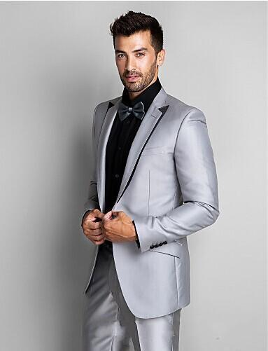 Compare Prices on Tuxedo Men Silver- Online Shopping/Buy Low Price