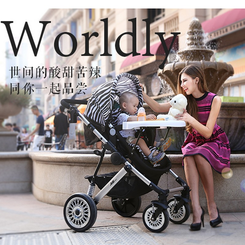 Original Adil o di stroller tray / stroller dinner plastic plate Safety ECO baby service plate snack tray stroller Drop ship<br><br>Aliexpress