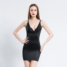 SH1414B forme élégante De Mode stripe mesh profonde-v long neck strape robe sexy femme automne robe(China (Mainland))