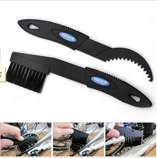 Taiwan iDEATE bicycle chain bicycle flywheel teeth cleaning disk cleaner maintenance brush tools(China (Mainland))
