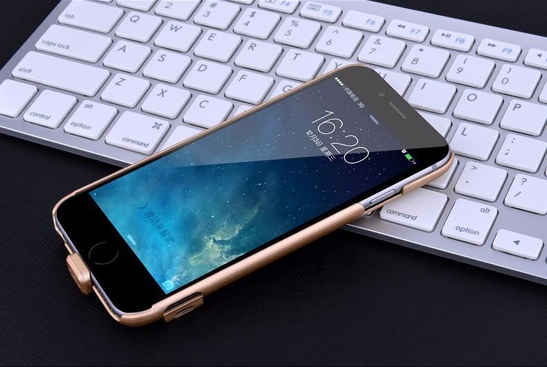 Ultrathin External Battery Case For Iphone6 Case 6s