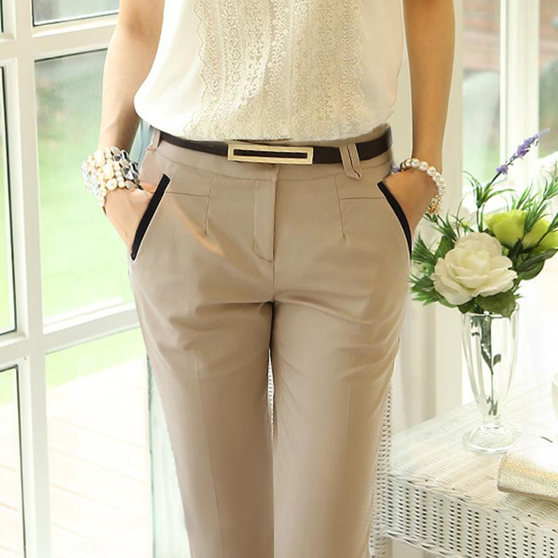2014 ne free shipping women's legging pants female casual ...