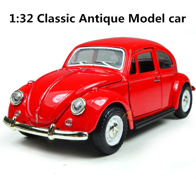 Global Hot 1:32 vintage cars sale scale models toy cars, metal diecast pull back classic car miniatures kids toys(China (Mainland))