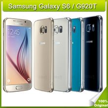 Unlocked Samsung Galaxy S6 / G920T (T-Mobile) Octa Core 3GB RAM 32GB ROM LTE 4G 16MP 5.1 inch SmartPhone WiFi, NFC