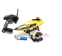 F15964/5 High Quality WLToys WL912 New 2.4G Radio Control RC Speed Racing Boat Ready To Go TOY RTF Speedboat(China (Mainland))