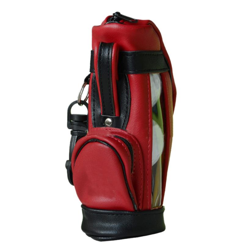 7 Colors New Multifunctional Men's Golf Bag Accessories Bag Professional PU Golf Bags High Quality Nov30(China (Mainland))