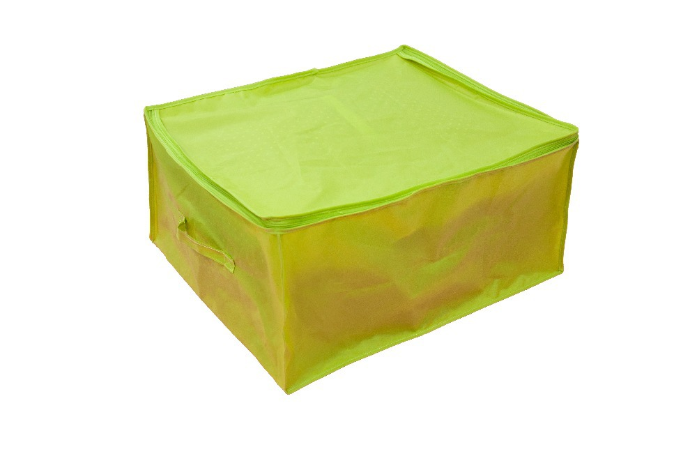 1 pcs Green Washable Quilt Bag Storage Bag-M, Organize your blanket, quilt, Free shipping, low price(China (Mainland))