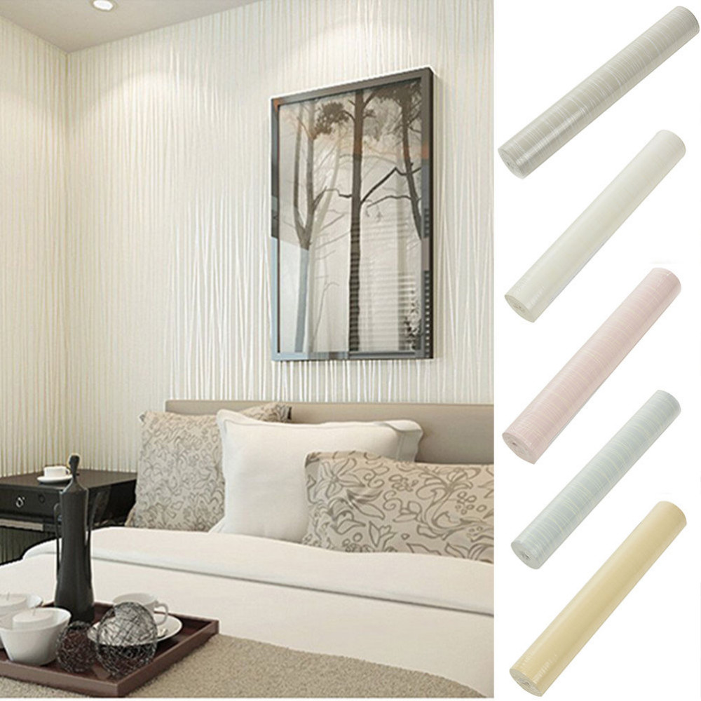 Wholesale New Fashion Wallpapers Striped 3d European Living Room ...