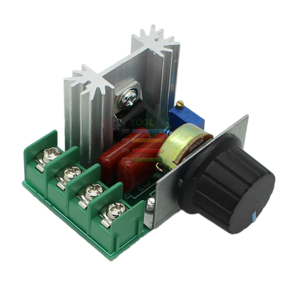 high quality 220v 2000w scr voltage regulator dimming