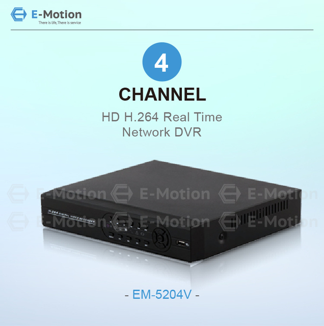 Ultra cost 4ch cctv stand alone DVR with 4ch real time d1 recording and playback, internet / Mobile Phone View