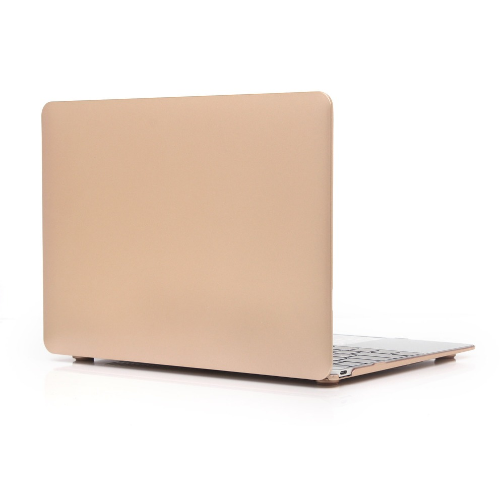 New Metal style shell case cover for Apple Macbook Air Pro ...