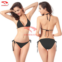11 Style Bikini 2016 Summer Beach Bikini Push Up Swimsuit Spa Resort Swimwear Woman Maillot De Bain Femme Strapless S-XL