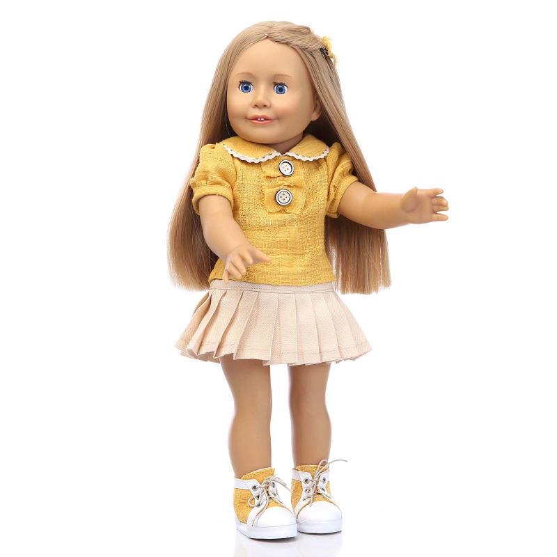 Girl Toys Doll : New arrival american girls dolls for children s