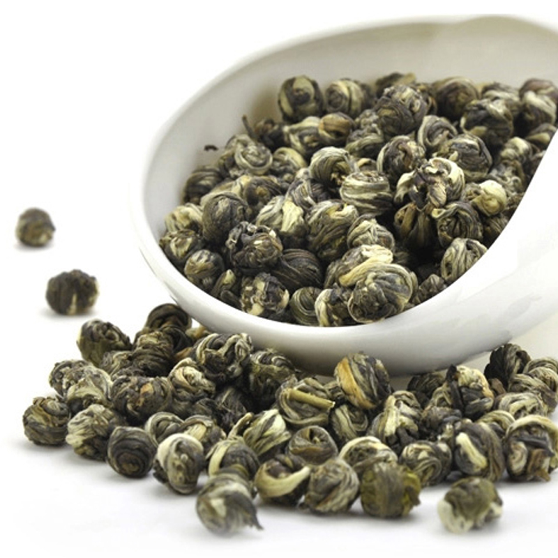 Цветущий чай из Китая