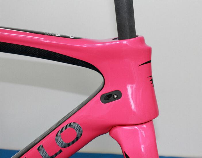 T1000 carbon fiber road bike frame,hot on sale with 1K weave bottom bracket BB68/BB30 carbon road bicycle frame(China (Mainland))