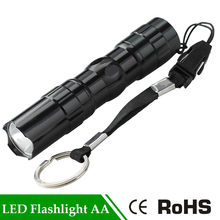 Buy Mini LED Flashlight 1Mode CREE XPE-R3 Led Torch for 1 * AA battery 120 LM Aluminum Lamp LED Flashlight Camping Waterproof Torch for $2.02 in AliExpress store