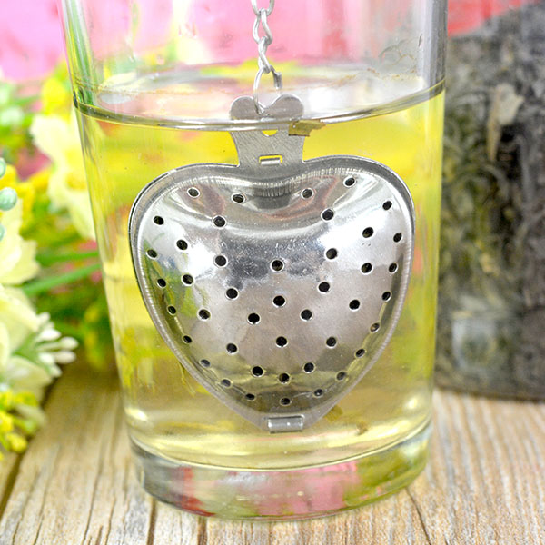 2016 Stainless Steel Sphere Locking Spice Tea Ball Strainer Mesh Infuser Filter Brand New(China (Mainland))