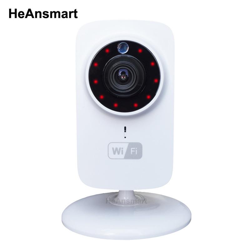 Mini IP Camera Wifi Micro SD CCTV Security Camera 720P Wireless Webcam Audio Surveillance HD Night Vision Cam Onvif Telecamera(China (Mainland))