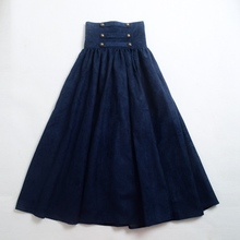 Victorian Steampunk Skirt 4 colors