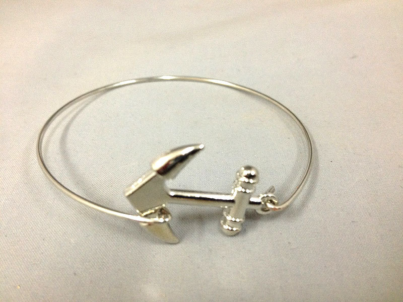 Bangle Bracelets For Small Wrists Small Anchor Wrist Bracelet