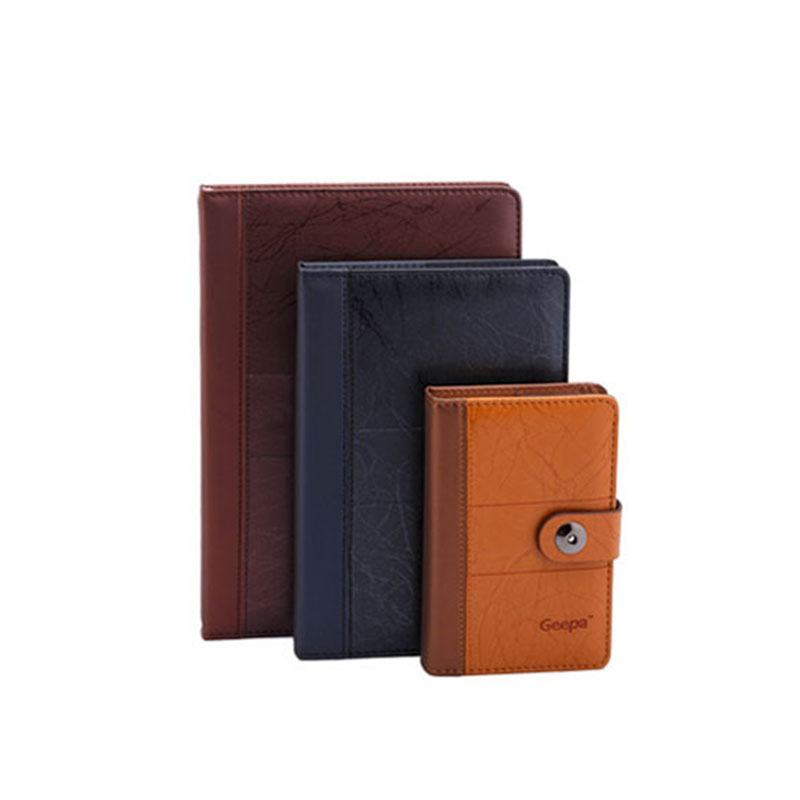 Leather Diary 2015 Notebook A5 B5 A7 Notebook paper thick Note book Office School Supplie notebooks and stationery notepad<br><br>Aliexpress