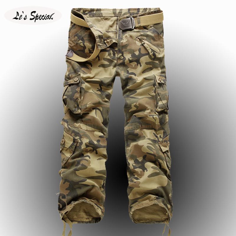 6 Colors Best Price Men Designer Tactical Military Pants