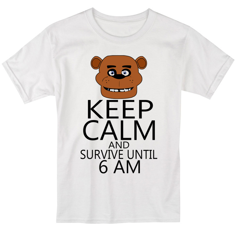 5 nights at freddy shirts for kids