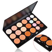 20 Colors Women Ladies Professional Makeup Concealer Comestic Facial Face Care Contour Palette Makeup Concealer Palette(China (Mainland))