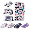 New PU Leather Wallet Book Flip Stand Mobile Case Shell For Apple iPhone 5 5S SE
