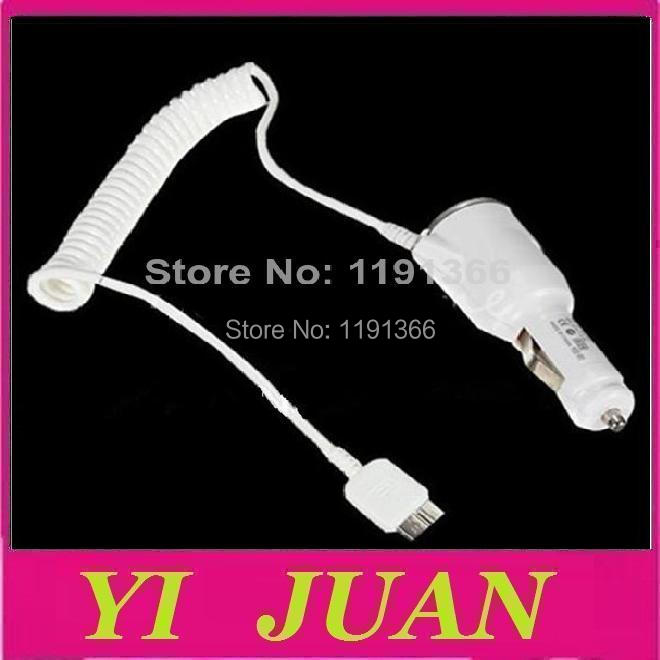 Micro USB DC Car Auto Charger Power Adapter For Samsung Galaxy S5 I9600 Note 3 III Note3 N9000 Mobile Cell Phone DHL 100PCS(China (Mainland))