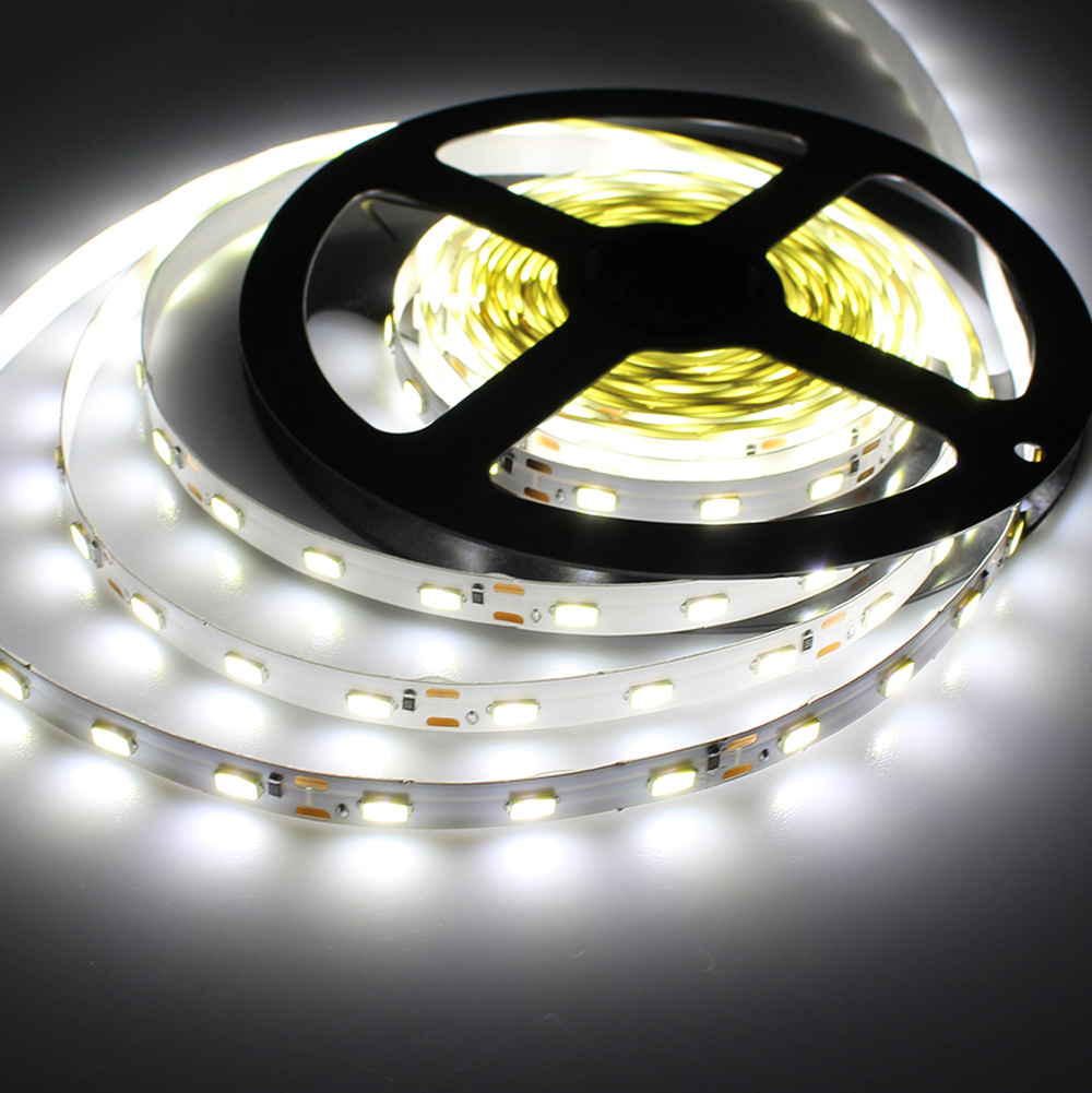 High quality DC12V 5630 LED strip light 5m/roll 300led 5730 flexible bar light Non-waterproof indoor home decoration light(China (Mainland))