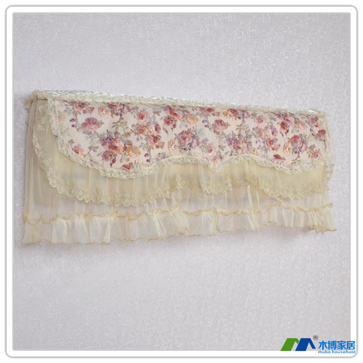 Series all-inclusive dust cover hanging air conditioning cover lace(China (Mainland))