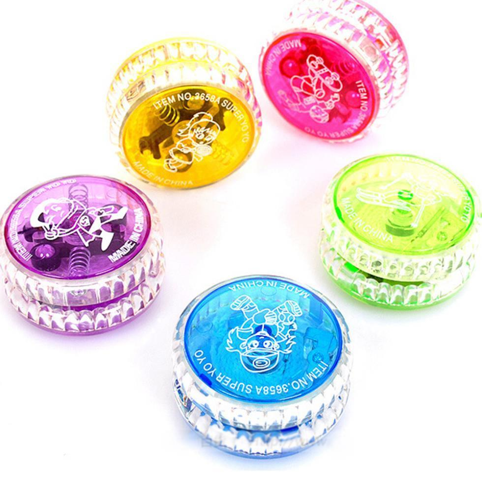 Flashing Led Glow Light Up Yoyo Party Colorful Yoyo Toys For Kids Boy Toys Gift<br><br>Aliexpress
