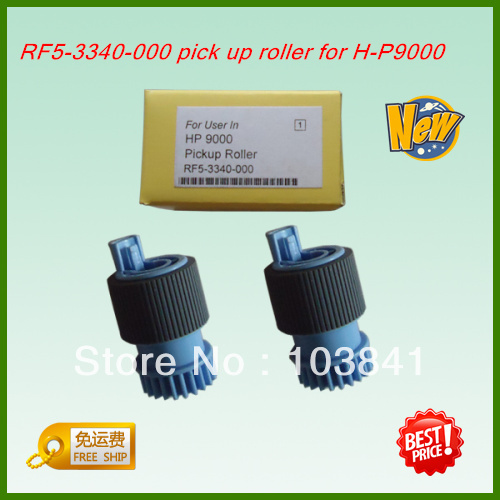 Free shipping -super quality RF5-3340-000 pick up roller for Color laser jet 5500/HP9000 printer<br><br>Aliexpress