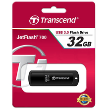 Transcend JF700 USB Flash Memory Stick High Speed USB 3.0 Flash Pen Drive Business Gift USB Flash Drive 64GB 32GB 16GB 8GB 4GB
