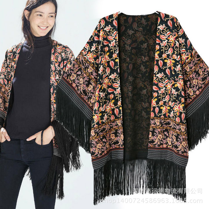 Model Baju Cardigan Kimono Import Grosir