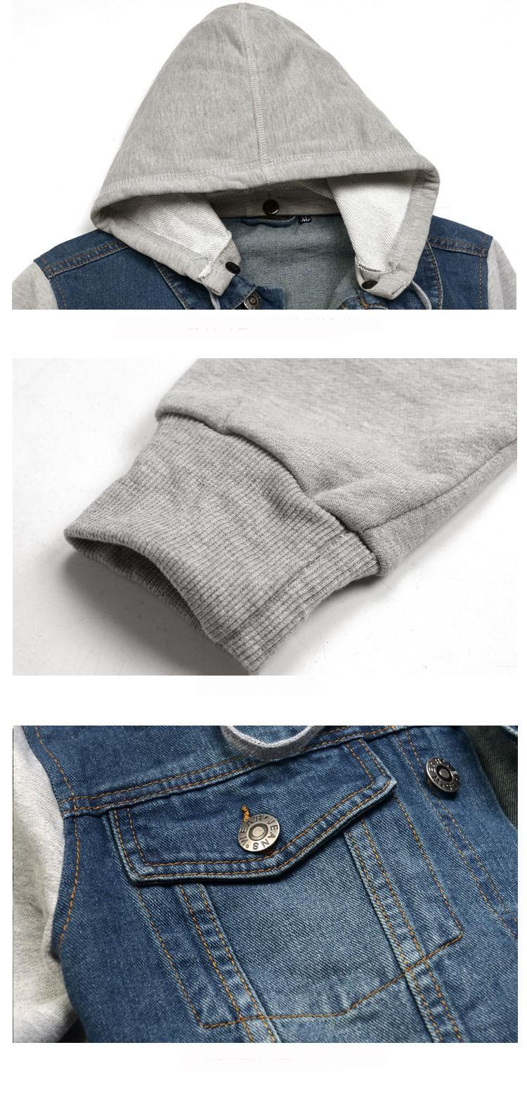 Denim Jacket men hooded sportswear Outdoors Casual fashion Jeans Jackets Hoodies Cowboy Mens Jacket and Coat Plus Size 4XL 5XL (5)