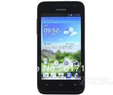 5pcs/lot 100% Original huawei c8825d Ascend G330C Dual-core 1G CPU Android 4.0 CDMA+GSM 512MB RAM+4GB ROM