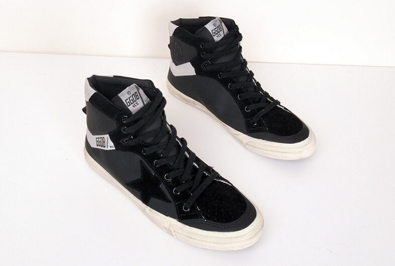 Italy Brand Golden Goose Sneakers Black,Fashion Breathable GGDB Superstar Women Men Flat With Low Couples Shoes,Size EUR 35-46<br><br>Aliexpress