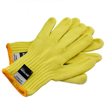 DUPOND Cutting Resistant Kevlar Gloves Durable Safety Work Gloves Heat Resistant Light Weight KK1021 240mm (China (Mainland))