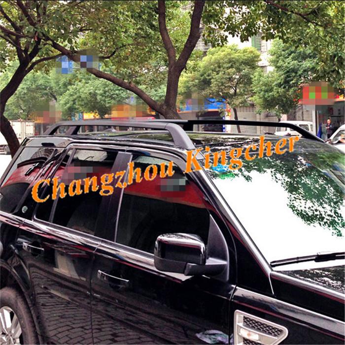 roof baggage luggage rack cross bar rail for Land Rover Freelander 2 LR2 2006 2007 2008 2009 2010 2011 2012 2013 2014 2015(China (Mainland))
